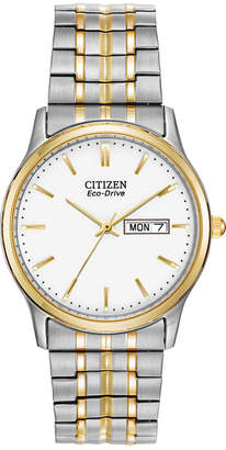 Citizen Eco-Drive Mens Expansion Band Watch BM8454-93A