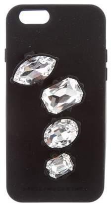 Stella McCartney Embellished iPhone 6/6s Case w/ Tags