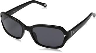 Fossil Women's FOS3021S Rectangular Sunglasses