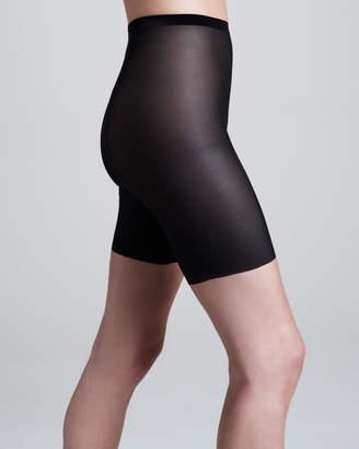 b970bec9b Wolford Tulle Control Shapewear Shorts