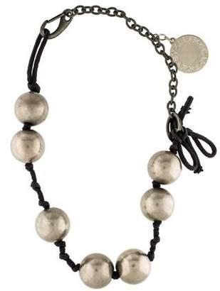 Stella McCartney Ball Bead Collar Necklace