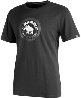 Mammut Seile Short-Sleeve T-Shirt - Men's