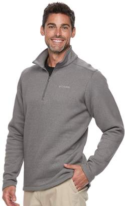 Columbia Men's Ortega Oaks Quarter-Zip Fleece Jacket