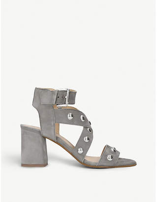 Carvela Guy strappy suede sandals