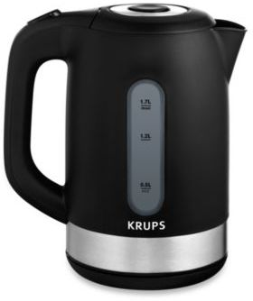 Krups 6-Cup Plastic Electric Hot Water Kettle