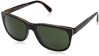 Polo Ralph Lauren Men's 0Ph4116 562571 Sunglasses