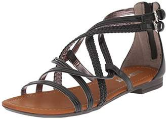 Report Women's Georgya Flat Sandal $24.63 thestylecure.com