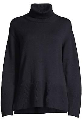 Piazza Sempione Women's Virgin Wool Turtleneck Sweater