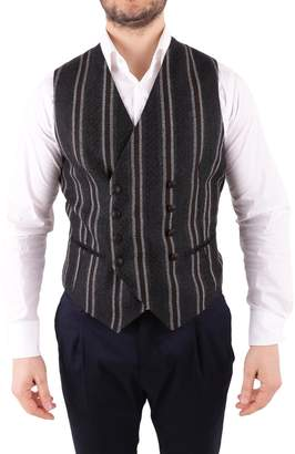 Tagliatore Virgin Wool Vest