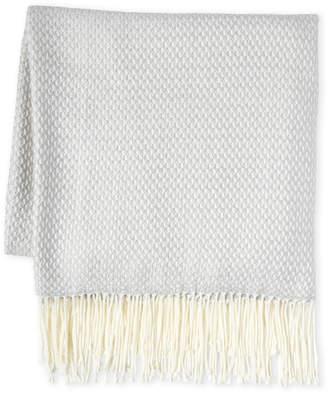 Magaschoni Lurex Acrylic Throw Blanket