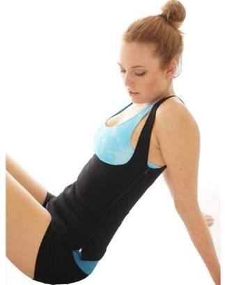 SISYAMA Sauna Hot Tank Top Vest Slimming Shapewear Weight Loss Shaper Waist Trainer