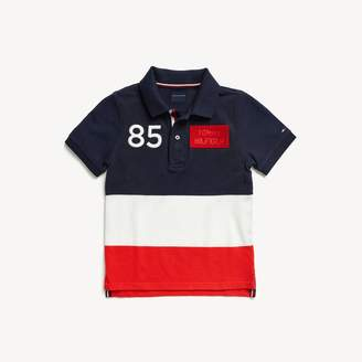 Tommy Hilfiger Colorblock Polo