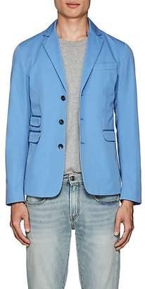 DSQUARED2 Men's Cotton Twill Three-Button Sportcoat