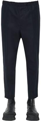 Jil Sander R-Priamo S.20 Cotton Poplin Pants