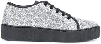 MM6 MAISON MARGIELA Curly sneakers