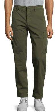 HUGO BOSS Tapered-Fit Cargo Pants