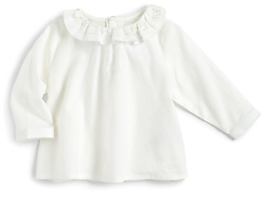 Chloé Infant's Twill Blouse