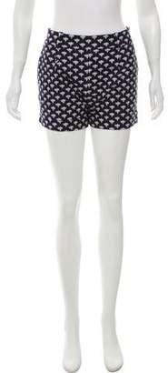 Diane von Furstenberg Gillian Mini Shorts w/ Tags