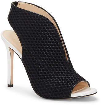 Jessica Simpson Javrey Peep-Toe High-Heel Shooties Women Shoes