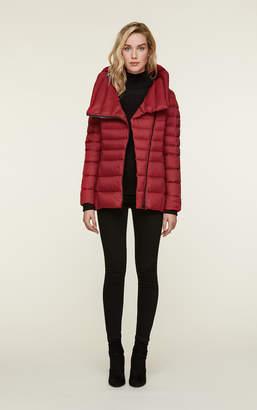 Soia & Kyo JACINDA water-repellent lightweight down coat with hood