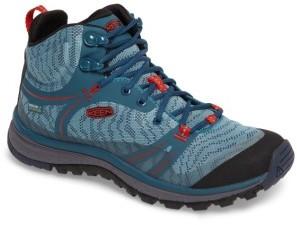 Women's Keen Terradora Waterproof Hiking Boot $140 thestylecure.com