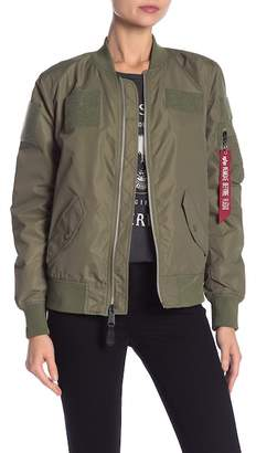 Alpha Industries Camo Flex Jacket