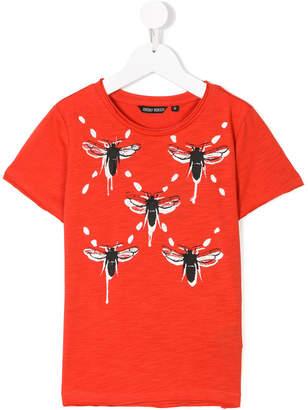 Antony Morato Junior flying insects T-shirt