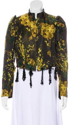 Dries Van Noten 2017 Bach Bis Jacket w/ Tags