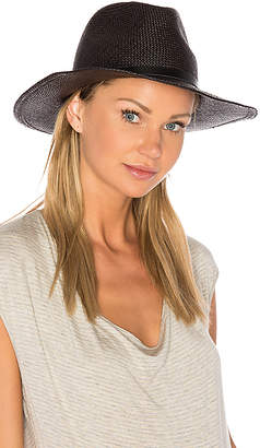 Hat Attack Continental in Black. $125 thestylecure.com