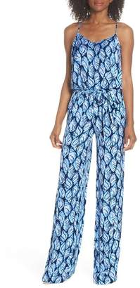 Lilly Pulitzer R) Lilly Pulizter(R) Dusk Sleeveless Jumpsuit