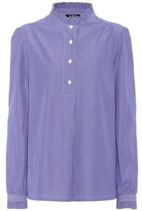A.P.C. Saint-Germain cotton blouse