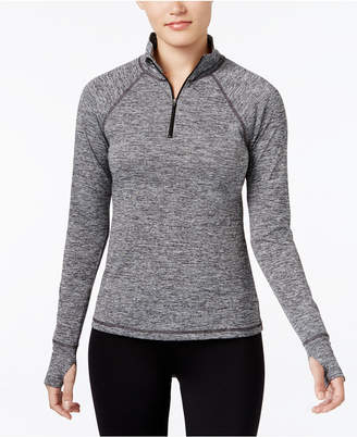 Ideology Rapidry Half-Zip Performance Pullover, Only at Macy's $29.50 thestylecure.com