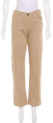 Golden Goose Mid-Rise Straight-Leg Jeans w/ Tags