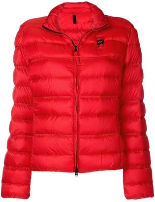 Blauer short padded jacket