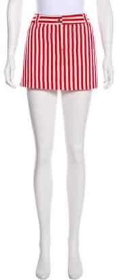 Dolce & Gabbana Striped Mini SKirt