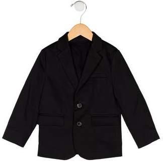 Christian Dior Boys' Notch-Lapel Button-Up Blazer