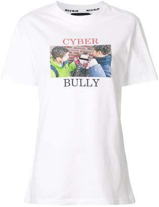 House of Holland Cyber Bully T-shirt
