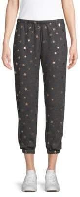 Spiritual Gangster Stars-Print Pants