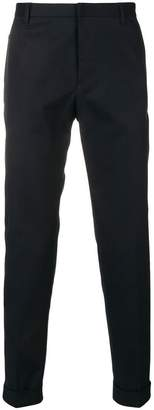 Emporio Armani high rise tailored trousers