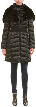 Laundry by Shelli Segal Puffer Coat