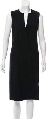 Calvin Klein Collection Sleeveless Wool Dress w/ Tags