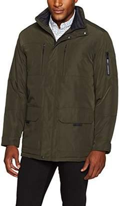 Co Weatherproof Garment Men's Oxford Parka Jacket
