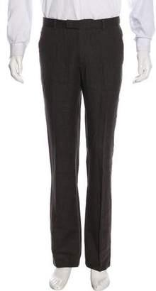 John Varvatos Linen & Wool Pants