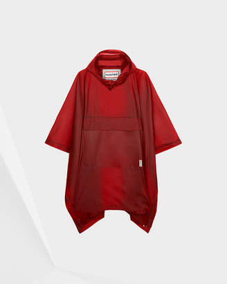 Hunter vinyl poncho