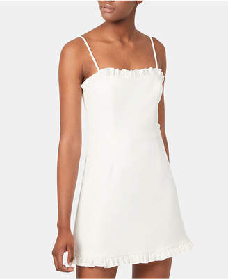 French Connection Ruffled A-Line Dress
