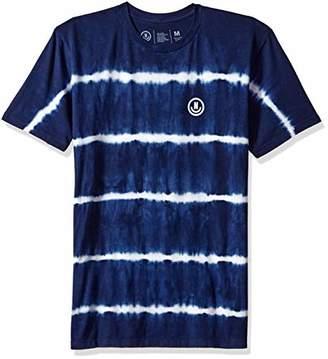 Neff Men's Faded Wash Short Sleeve Tee Shirt
