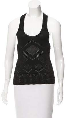 Ronny Kobo Solenne Sleeveless Top w/ Tags