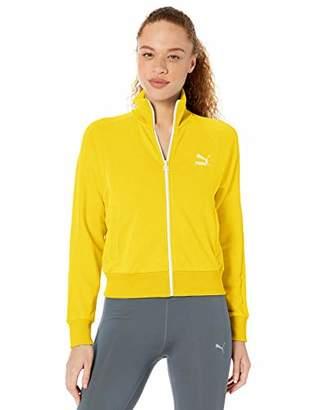 Puma Women's Classics T7 Track Jacket, Black, M