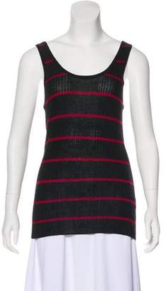 Jenni Kayne Stripe Rib Tank Top w/ Tags