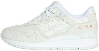 Gel-Lyte Iii Nubuck & Nylon Sneakers $174 thestylecure.com